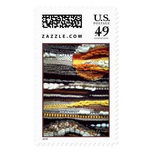 'Tapestry' Stamps