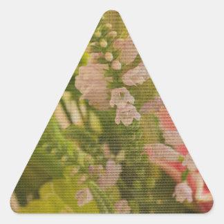 Tapestry Triangle Sticker
