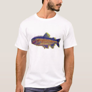 tapestry trout T-Shirt