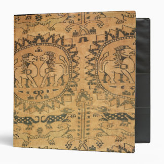 Tapestry, Western Asian,  7th-8th century Binder