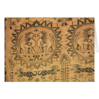 Tapestry, Western Asian,  7th-8th century Card