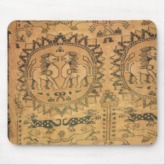 Tapestry, Western Asian,  7th-8th century Mouse Pad