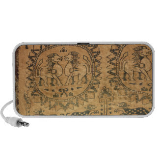 Tapestry Western Asian 7th-8th century Mp3 Speakers