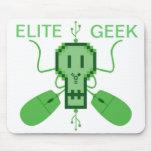 Tapete para ratón Logo Elite Geek - M1 Mouse Pads