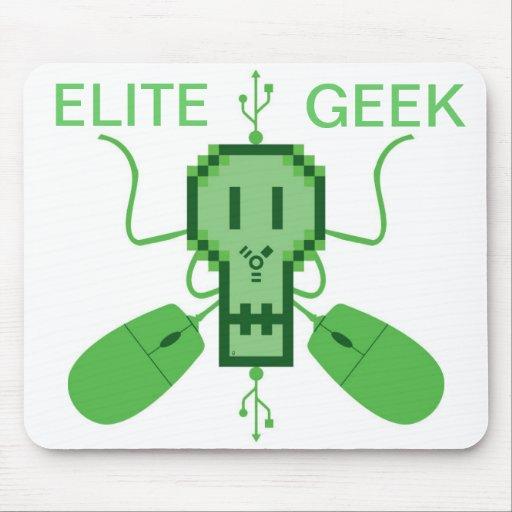 Tapete para ratón Logo Elite Geek - M1 Mousepads