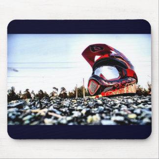 Tapete para ratón. Máscara de Paintball. M-1 Tapete De Ratón