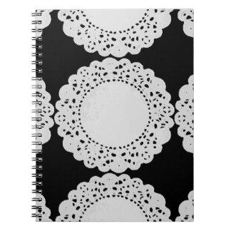 Tapetitos de papel cuaderno