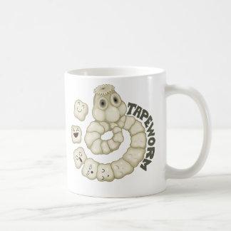 Tapeworm Coffee Mug