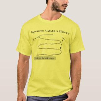Tapeworm Efficency T-Shirt