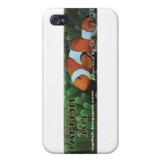 Tapfish 101 iPhone 4 cover