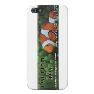 Tapfish 101 iPhone 5 case