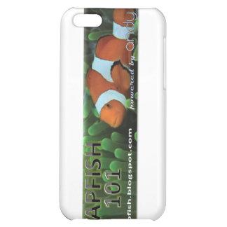 Tapfish 101 iPhone 5C case