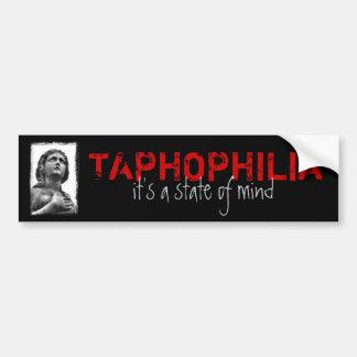 Taphophilia Bumper Stickers