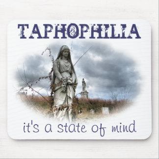 Taphophilia Mousepad