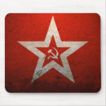 Tapi of smiles Russian Mouse Pad