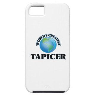 Tapicer más grande del mundo iPhone 5 Case-Mate carcasa