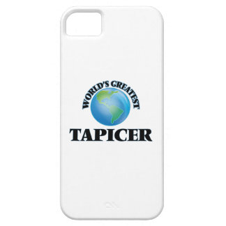 Tapicer más grande del mundo iPhone 5 coberturas