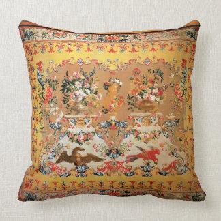 Tapicería, 1720s (materia textil) cojín