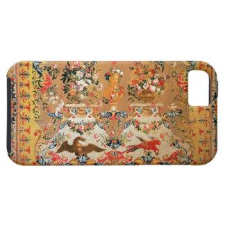 Tapicería, 1720s (materia textil) iPhone 5 carcasas
