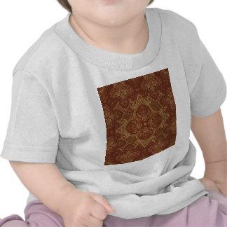 Tapicería 3 del moho de Kreations del caleidoscopi Camiseta