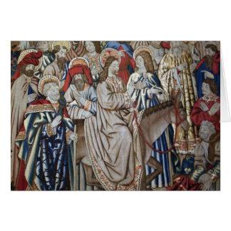 Tapicería de Vatican Tarjeta De Felicitación