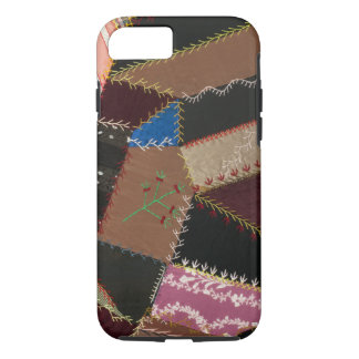 Tapicería del edredón loco, 1795-1815 funda iPhone 7