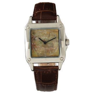 Tapicería elocuente reloj de mano
