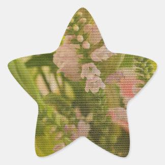 Tapicería Pegatina En Forma De Estrella