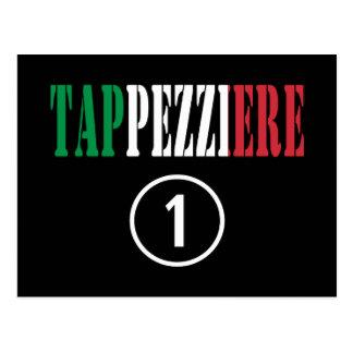 Tapiceros italianos: Uno de Tappezziere Numero Postal