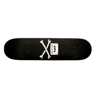 Taping casero de la piratería de la cinta y del pi patines personalizados