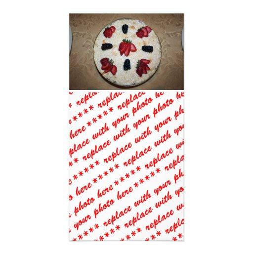 Tapioca Dessert Photo Card
