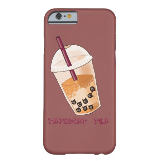 Tapiocat Tea Pun Illustration Barely There iPhone 6 Case