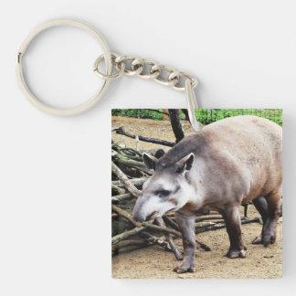 Tapir 1115P Keychain