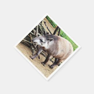 Tapir 1115P Servilletas Desechables