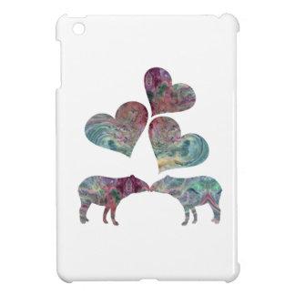 Tapir art iPad mini case