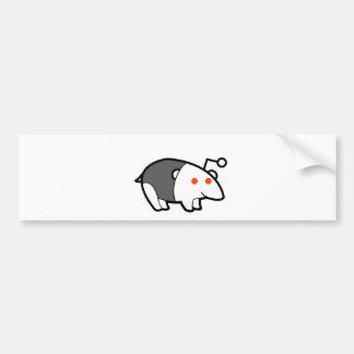 Tapir Bumper Stickers