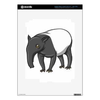 Tapir iPad 3 Skin