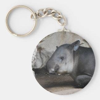 Tapir Keychain