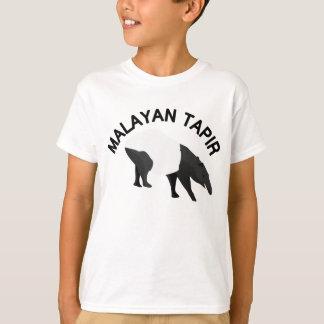 Tapir malayo poleras