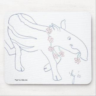 Tapir Mouse Pad