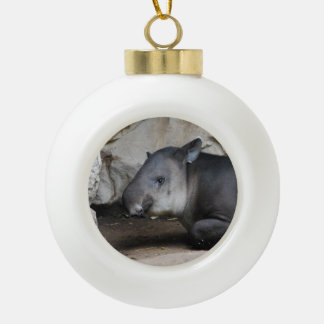 Tapir Ornaments
