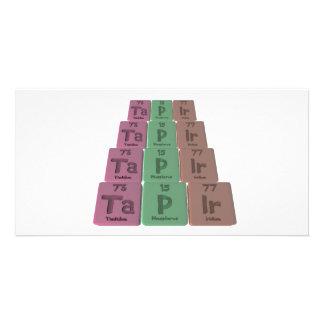 Tapir-Ta-P-Ir-Tantalum-Phosphorus-Iridium.png Photo Cards