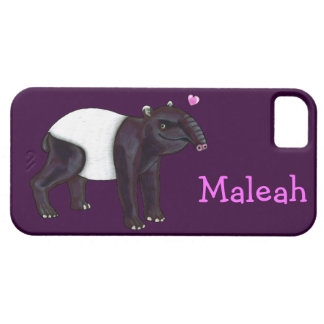 Tapir Wants Hugges iPhone  5 Casemate Case iPhone 5 Case