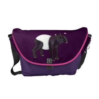 Tapir Wants Hugges Messenger Bag