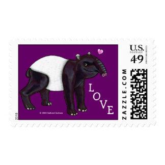 Tapir Wants Hugges Postage