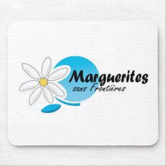 Tapis à Souris Marguerites Sans Frontières Mouse Pad
