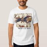 Tapisserie de Bayeux T Shirts