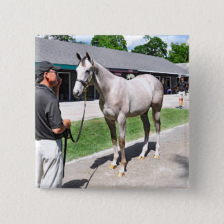 Tapit -Rote at Fasig Tipton Pinback Button