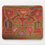 Tapiz colorido de los indios 2 de Cuna Alfombrillas De Ratón