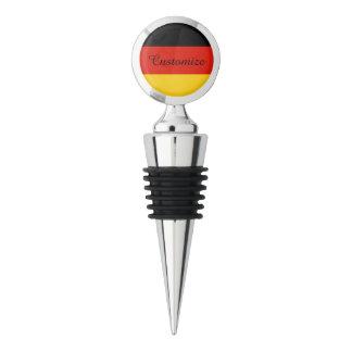 Tapón alemán de encargo de la botella de vino del tapón para botellas de vino